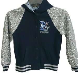 Disney 60th Diamond Celebration Sequin Jacket